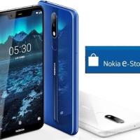 Nokia 5.1 Plus Smartphone - Gloss Black [3GB/ 32GB]