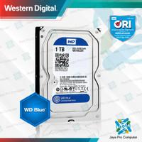 """WD Caviar Blue Harddisk 1TB - WDC HDD/ Hardisk 1 TB Internal PC 3.5"""""""