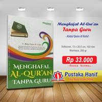 Buku Menghafal Al-Quran Tanpa Guru