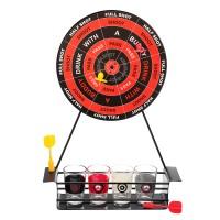 New KCASA BT-500 Creative Mini Magnet Darts Toy Shot Set Party