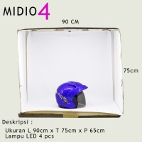 Tufor Mini Foto Studio Portable Midio 4