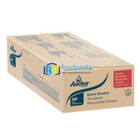 Mozzarella Cheese / Keju Mozarella Shred / Parut Anchor 500 GR REPACK