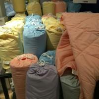 bedcover marshmallow selimut dapat kantong