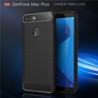Case Delkin Slim Fit Carbon Asus zenfone Max Plus Original