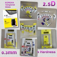 Tempered Glass Zenfone 2 Laser 6 inchi Asus ZE601KL Anti Gores Kaca