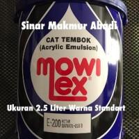 Mowilex interior Acrylic Emulsion Cat Tembok Interior