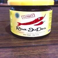 HOT SALE Sambal Roa Judes (Juara Pedes) Terjarmin