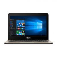 Laptop ASUS X441BA-GA611T AMD A6-9225 4GB 1TB WINDOWS - Black