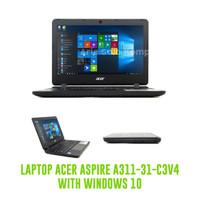 NOTEBOOK ACER ASPIRE A311-31-C3V4 With Windows 10