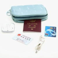 Dompet passport D POCKET / travel document passport