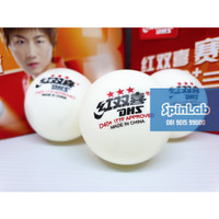 Bola Pingpong Tenis Meja DHS D40+ Bintang 3 Ding Ning