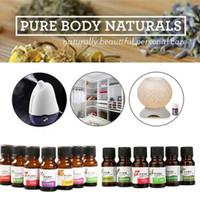 Essential Oil Aromatherapy 10ml Liquid Diffuser Pengharum Ruangan