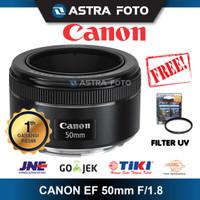 CANON LENS EF 50MM F/1.8 STM