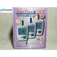 Easytouch GCU 3in1 / Alat easytouch / easytouch gula, koles, asam urat