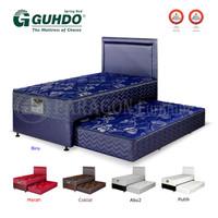 Spring bed 2in1 New Prima 100x200 cm Hb Prospine Full set - Guhdo