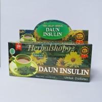 Teh Celup Daun Insulin - Yakon