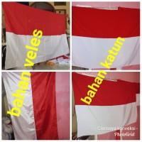 bendera merah putih katun 150x100
