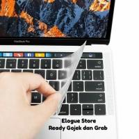 Pelindung Keyboard Protector Silikon Macbook TOUCHBAR Pro Retina 13 15