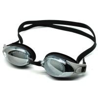 Obaolay Kacamata Renang Minus 3.5 Anti Fog UV Protection - Black