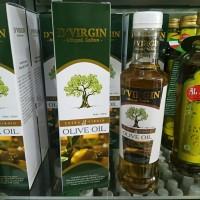Minyak Zaitun D'VIRGIN Olive Oil EXTRA VIRGIN