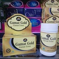 Gamat Gold GAMAT EMAS 60 kapsul Gold G