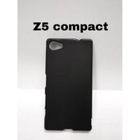 Case Silikon Casing Sony Xperia Z5 Compact / Mini Global