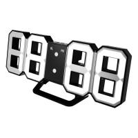 New Digoo DC-K3 Multi-Function Large 3D LED Digital Wall Clock