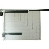 Paper Cutter A3 Besi alat pemotong kertas A3