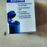 alat penghancur dan pemotong tablet/ obat