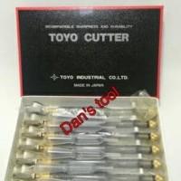 Pisau Potong Kaca Toyo TC-90 Japan Alat Pemotong Kaca Pakai Minyak