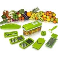 Magic Slicer Alat Perajang/Pemotong Buah dan sayur Multifungsi