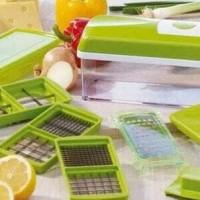 Alat pemotong buah sayur dll, alat pemotong serba guna,nicer dicer