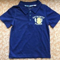 Polo shirt kaos berkerah anak bahan adem berkualitas