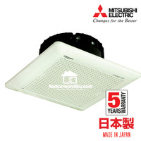 MITSUBISHI EX-15SC5T Ceiling Mounted Ventilator |Exhaust Fan 6 |Asli