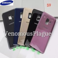 S9 - Backdoor Back Casing Glass SAMSUNG GALAXY S9 G960 Kaca