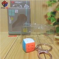 Jual Rubik 3x3 Yongjun Mini Bread Keychain 2.0cm / Mini Bread 2.0cm