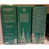 The Body Shop ENCHANTED FOREST Reed Diffuser Essential Oil Aromaterapi