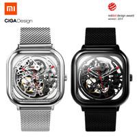 Xiaomi CIGA Design Award Automatic Mechanical Watch Jam Tangan Analog