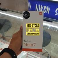 XIAOMI Redmi Note 7 4/64 Garansi Resmi TAM Global Promo Bonus Termurah