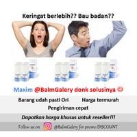 [TERMURAH] Maxim Roll On Antiperspirant / Deodorant - 29.6ml(1x) - USA