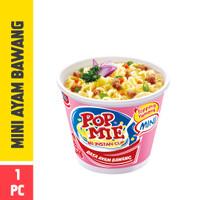 Pop Mie Mini Kuah Rasa Ayam Bawang 1pc 38gr