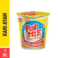 Pop Mie Kuah Rasa Kari 1pc 75g