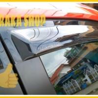 Talang Air Slim Honda BRIO Side Visor Slim Honda BRIO RS Sidevisor