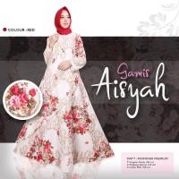 DRESS MUSLIM Baju Gamis Wanita Gamis Saryi Modern Motif Cantik Rok