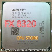 AMD FX 8320 3.5GHz Eight-Core 3.5G/8M/125W Processor Socket AM3  CPU