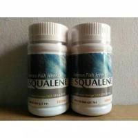 Minyak Ikan Salmon-Squalene Fish Liver Oil isi 100 Original