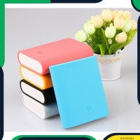 Silicon Case Karet Cover Xiaomi Power Bank 10400 mAh