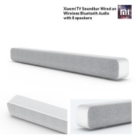 Xiaomi TV Soundbar Wired and Wireless Bluetooth Audio with 8 speakers
