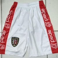 Dijual Celana Bola Bali United Putih Terlaris