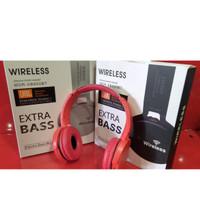 Earphone extra bass wireless JBL